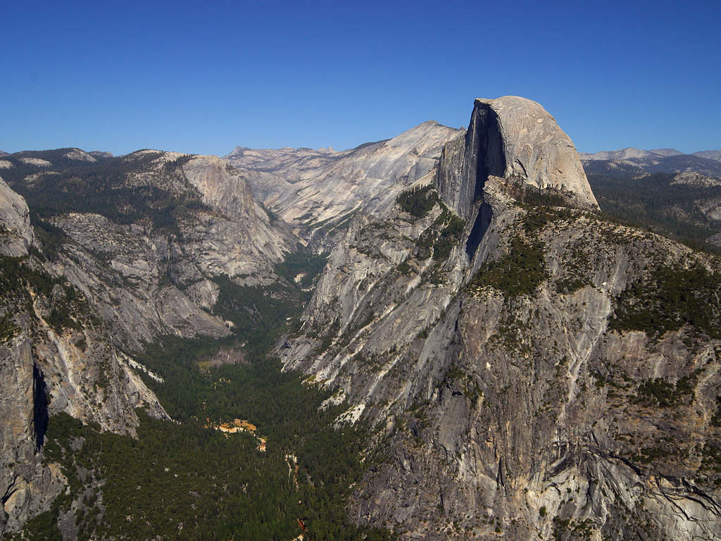 Yosemite One Day by Train $131 ~