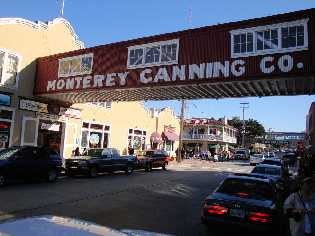 2 days Monterey Sea & Land $297~