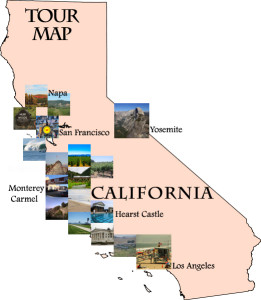 California Map copy