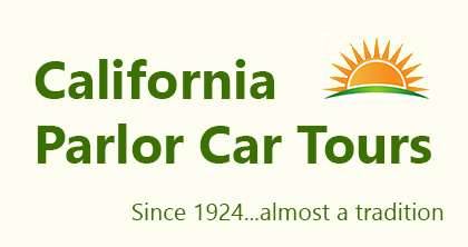 California Parlor Car Tours